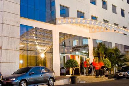 Ponta Grossa recebe a 17ª unidade da Rede Bourbon de Hotéis & Resorts
