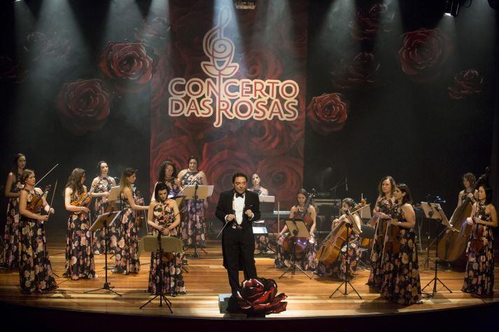 Com regência de renomado maestro italiano, Concerto das Rosas beneficia Amigos do HC