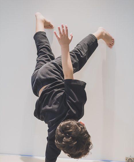 Escola de dança lança turma inédita de dança contemporânea para crianças