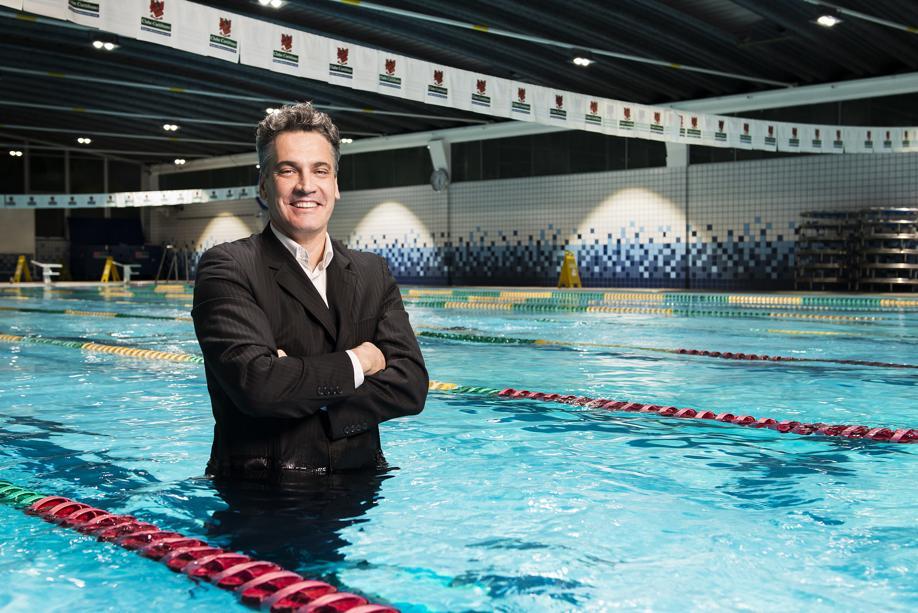 Renato Ramalho, o executivo que fez da natação um negócio