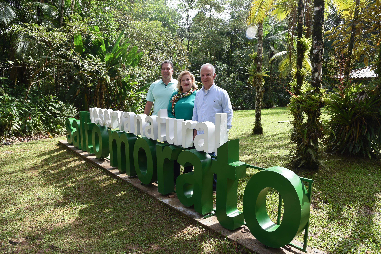 Fundação de proteção à natureza ligada ao Grupo Boticário em festa