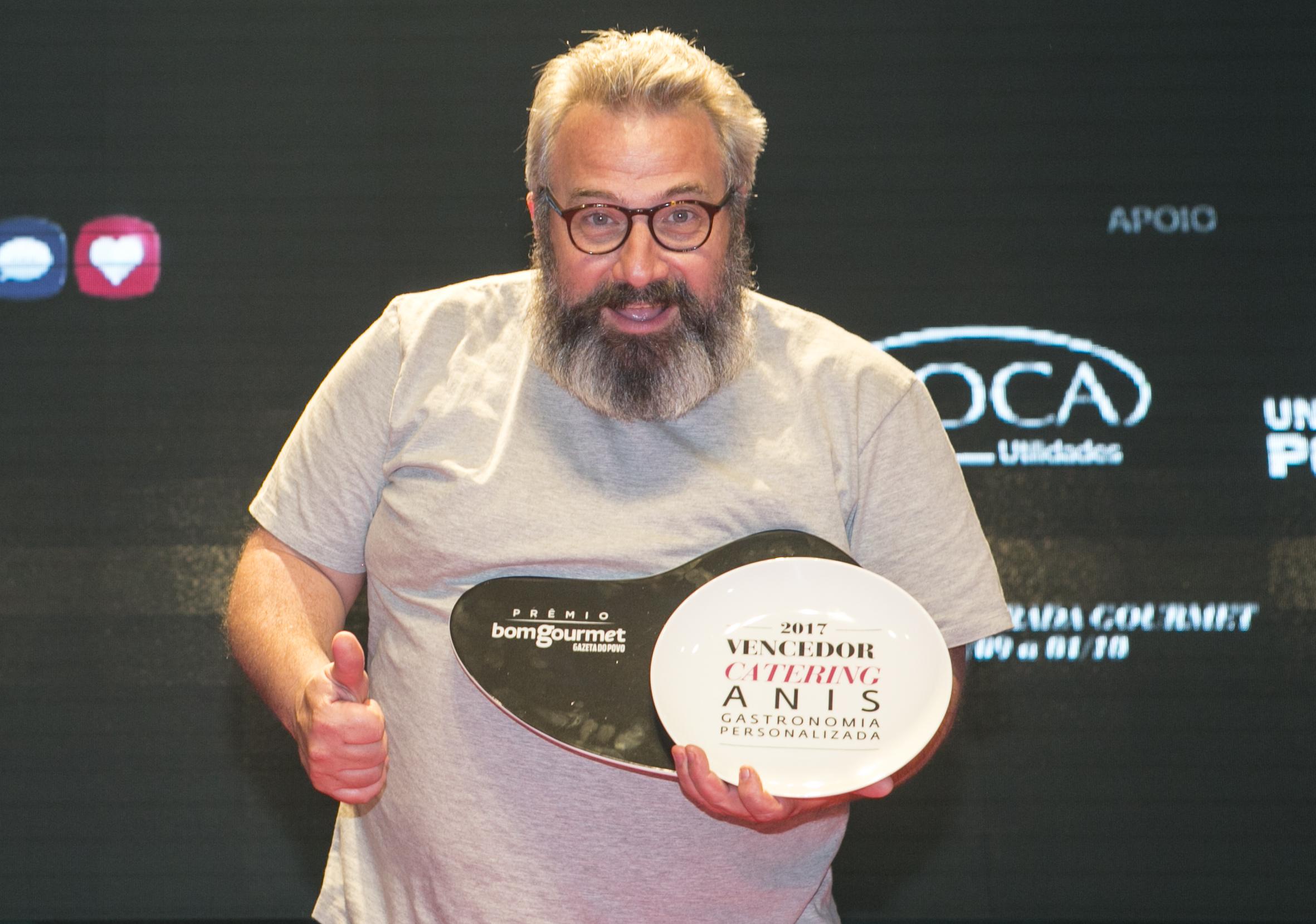 Eleito melhor Catering no Prêmio Bom Gourmet, Anis Gastronomia ganha nova sede