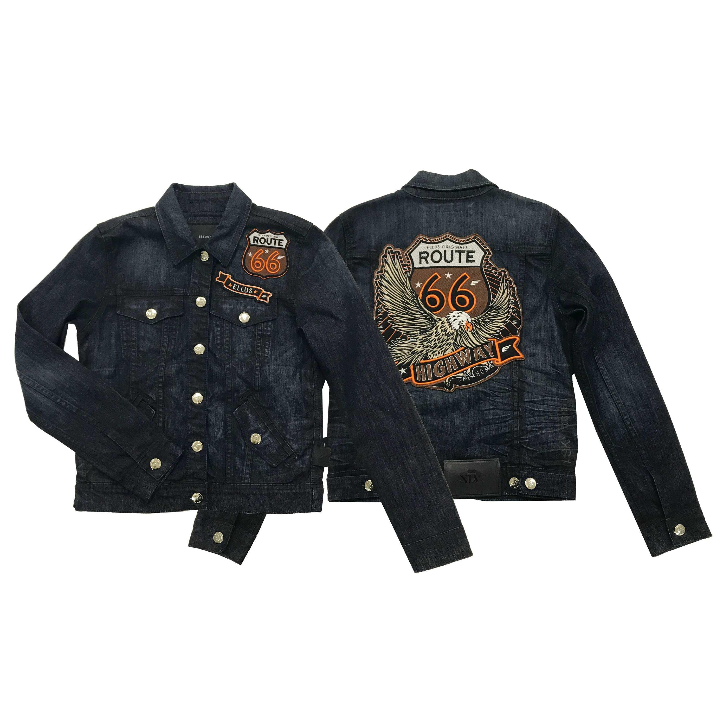 Rota 66 é tema de edição especial de jaquetas customizadas para o Rock in Rio