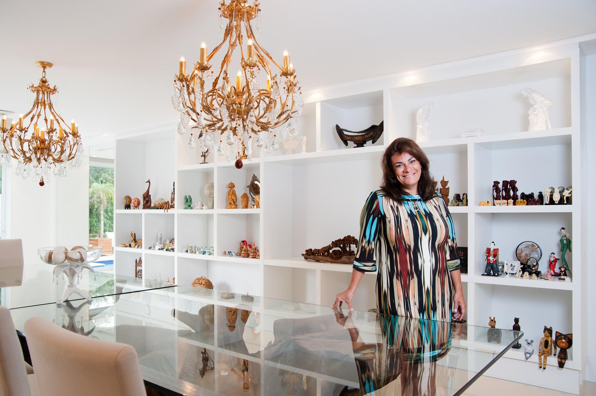 Empresária Débora Mattos, da Pró-Eventos, está internada em estado grave