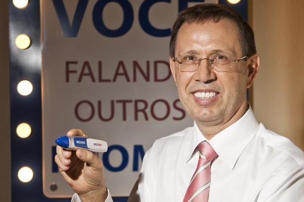 Curitibano bilionário dará receita do sucesso em palestra no Teatro Positivo