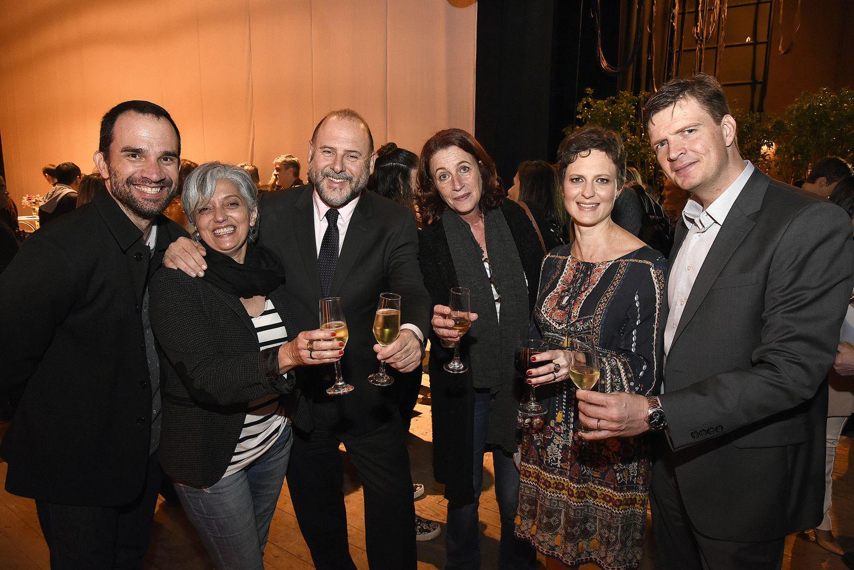 Coquetel comemora turnê do Balé Teatro Guaíra pela Europa