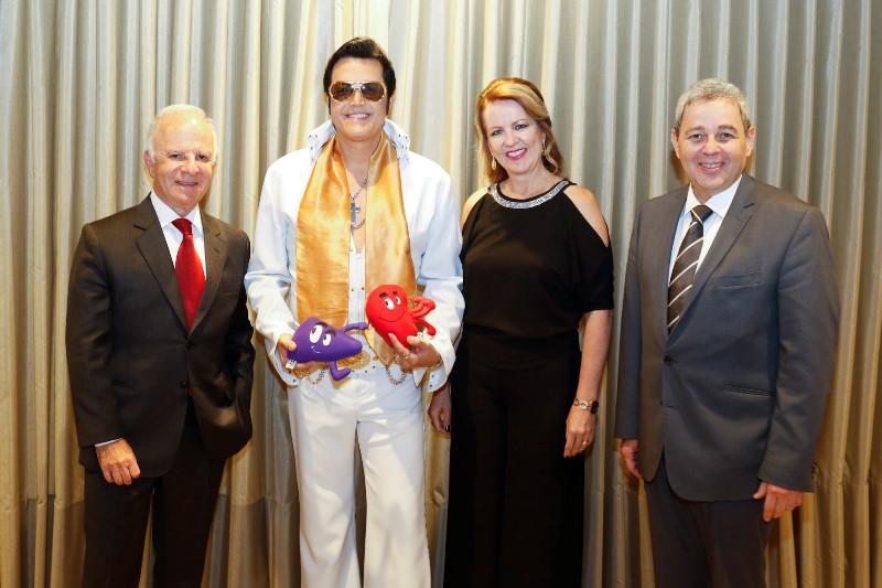 """Hospital São Vicente comemora 500 transplantes com jantar by """"Elvis"""""""