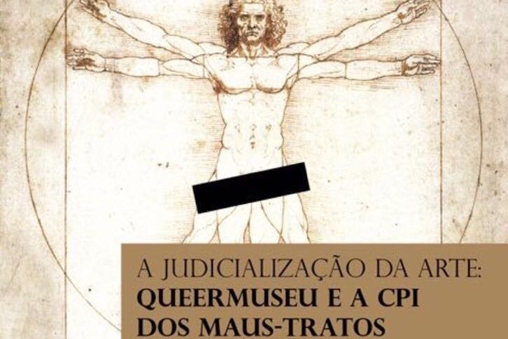 Curador da Queermuseu vem a Curitiba para debater cancelamento da polêmica mostra