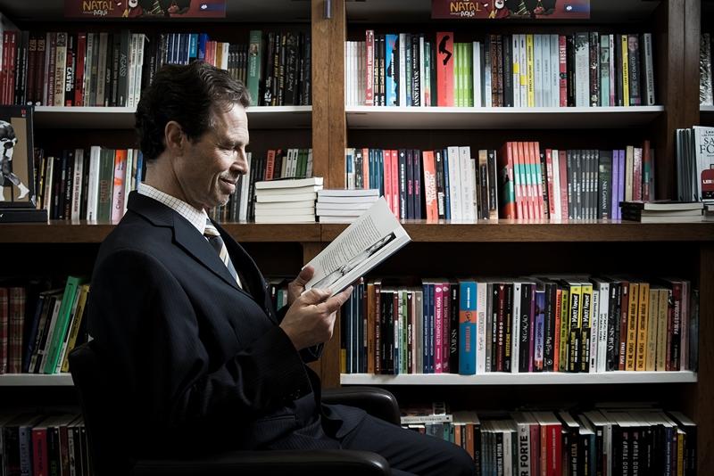Crise no setor livreiro é página virada para Livrarias Curitiba