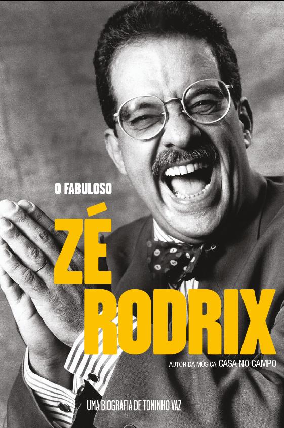 Biografia de Zé Rodrix será lançada no Museu Guido Viaro