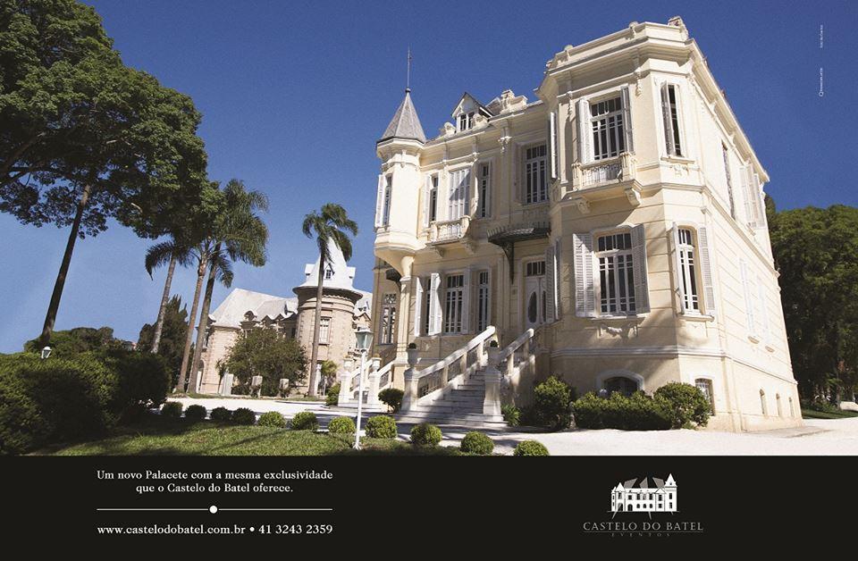 Castelo do Batel assume Palacete do Batel e amplia área de eventos