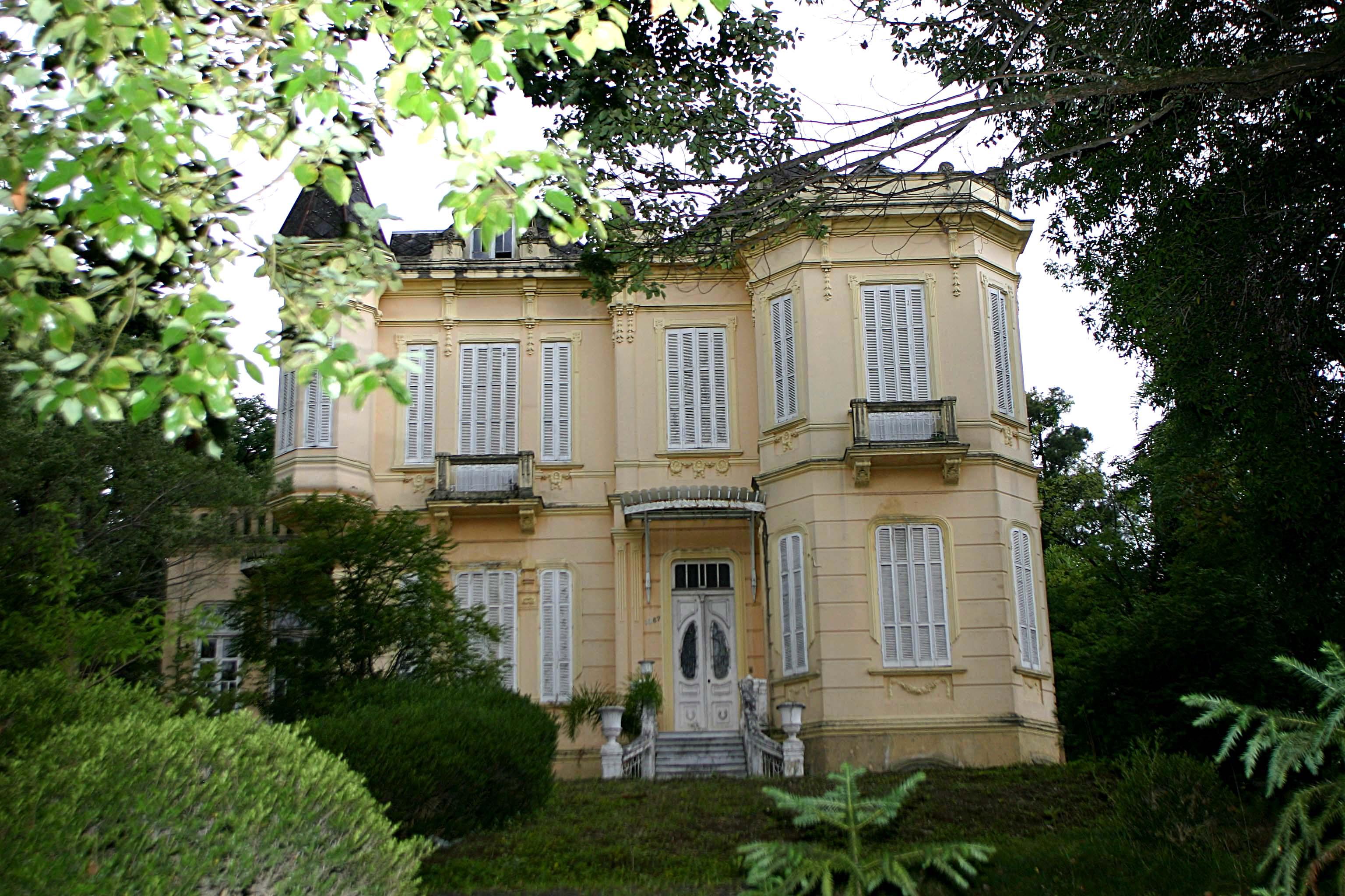 Palacete do Batel abrirá para eventos a partir de 2018