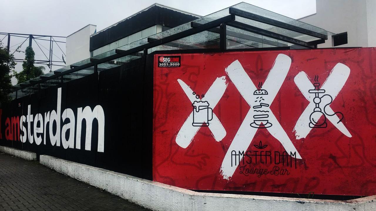 Curitiba ganha em janeiro bar inspirado em Amsterdam
