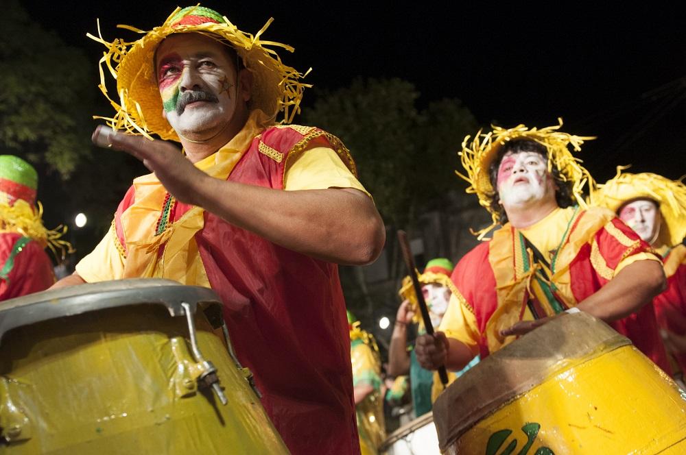 Uruguai tem o carnaval mais longo do mundo