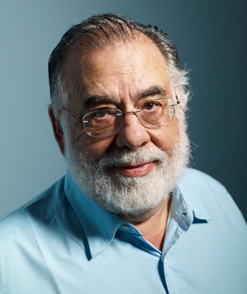 Francis Ford Coppola tem encontro marcado com seu sócio paranaense