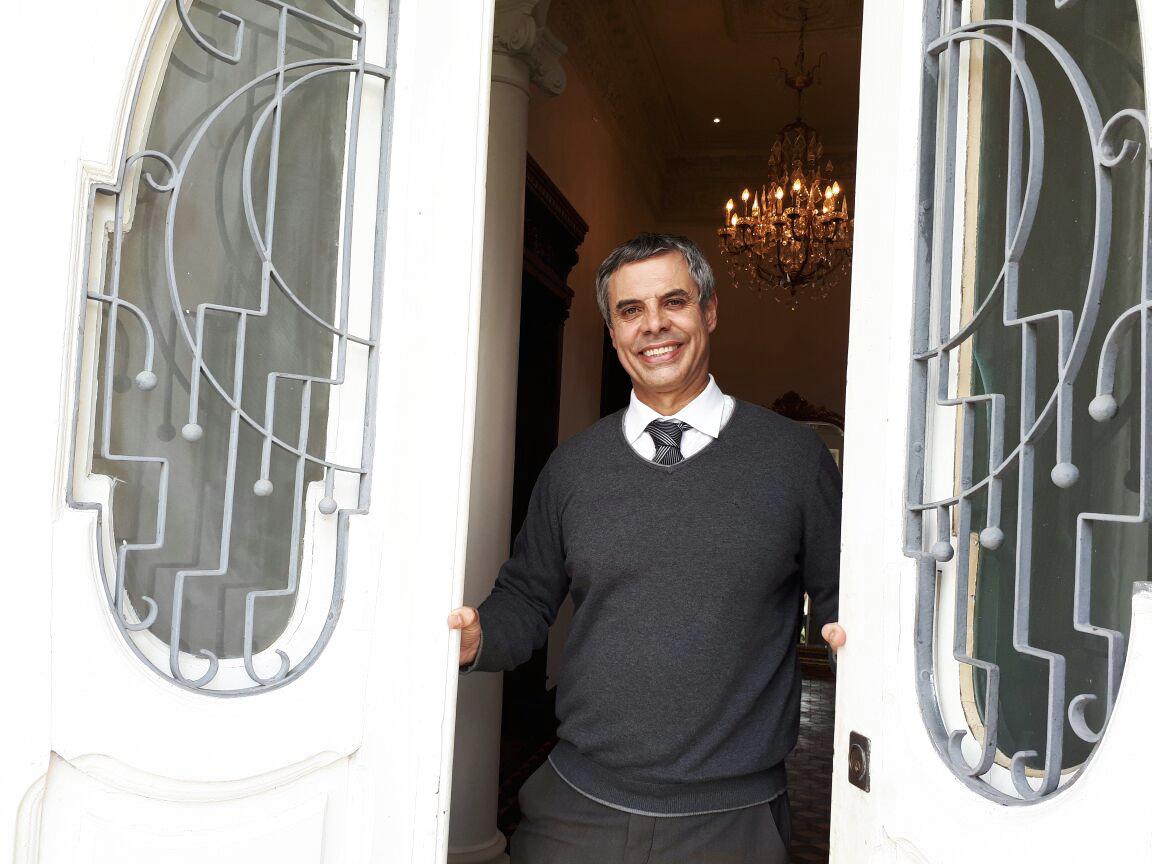 """""""Irmão"""" menor do Castelo do Batel, Palacete do Batel será inaugurado em março como centro de eventos"""