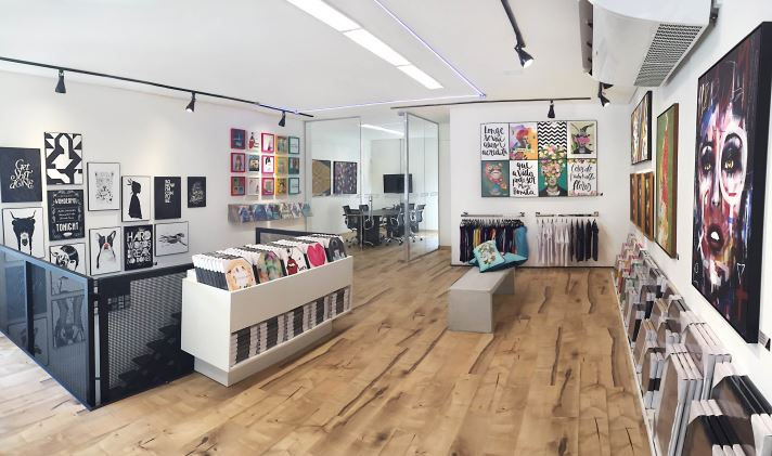 Curitiba terá franquia da galeria paulistana Urban Arts