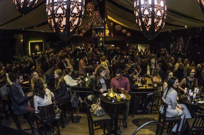 Taj Brasília abre as portas com festa badalada