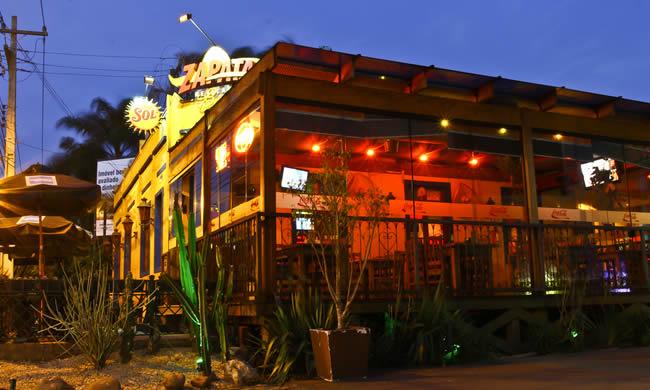Zapata Mexican Bar Batel dá adeus à noite