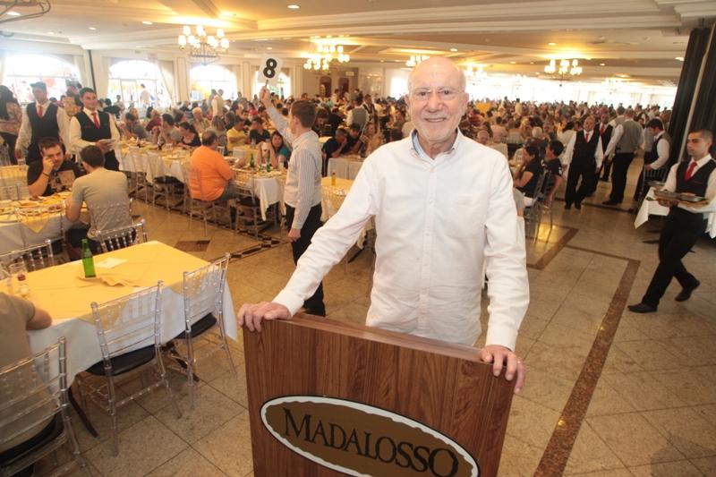 Madalosso, o restaurante que alimenta o Brasil