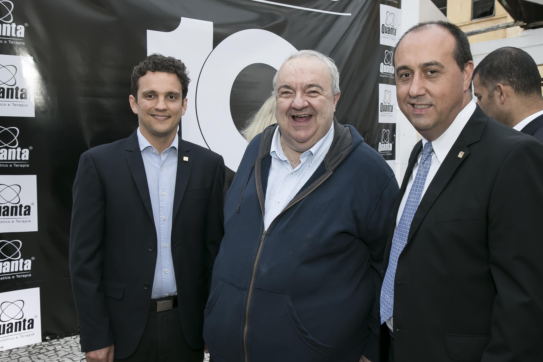 Comemoração dos 10 anos da Agência Curitiba reúne políticos e empresários
