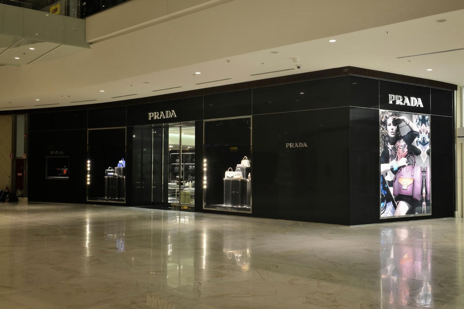 Prada reformulará fachada da loja de Curitiba c941ce0d22