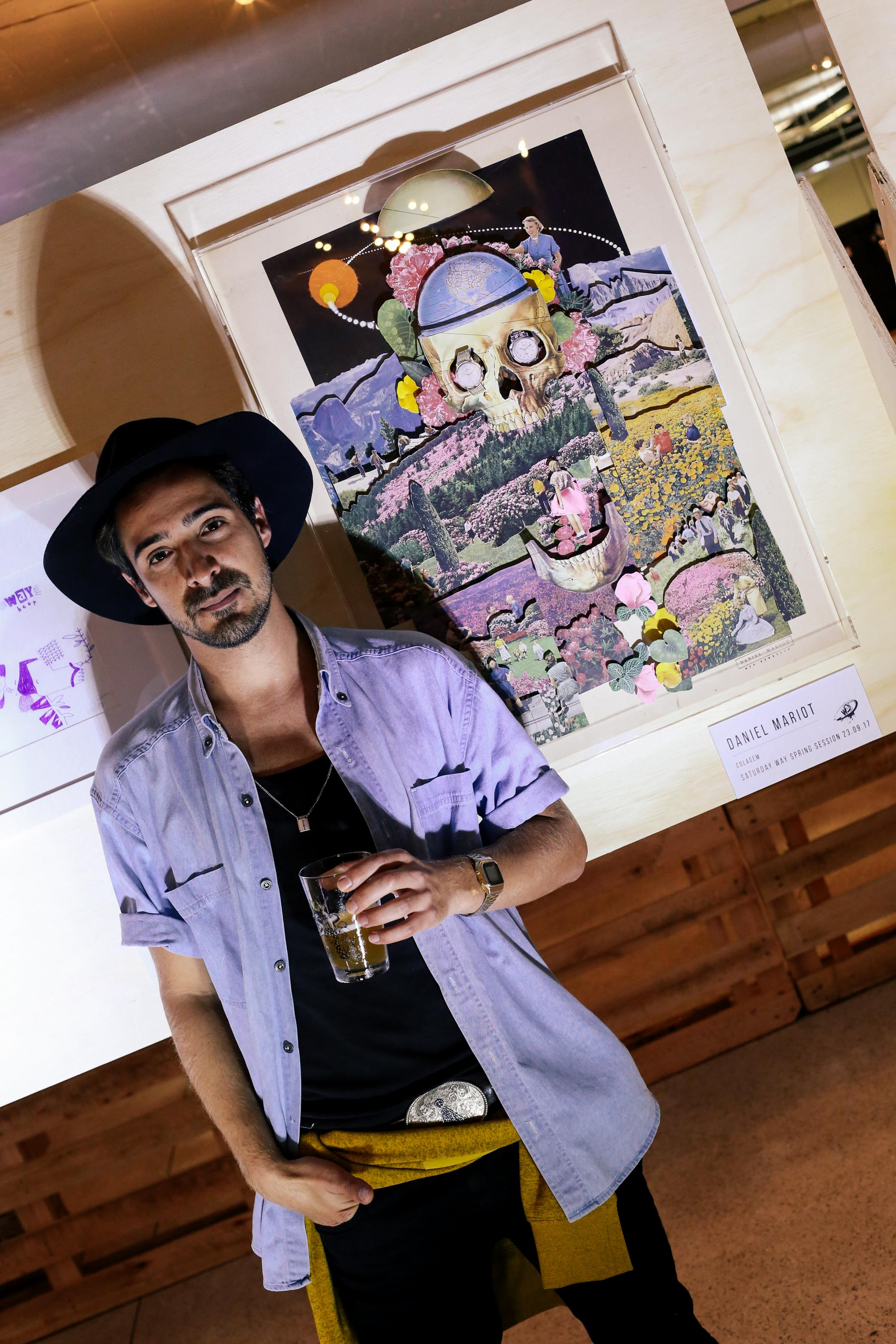 Way Beer promove lançamento do Way From Sketch