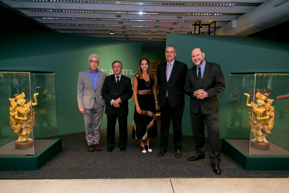 "MON cria ""museu exclusivo"" para expor obras de acervo asiático"