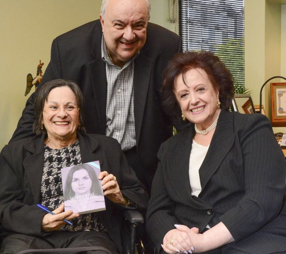Rafael Greca recebe Maria da Penha na prefeitura