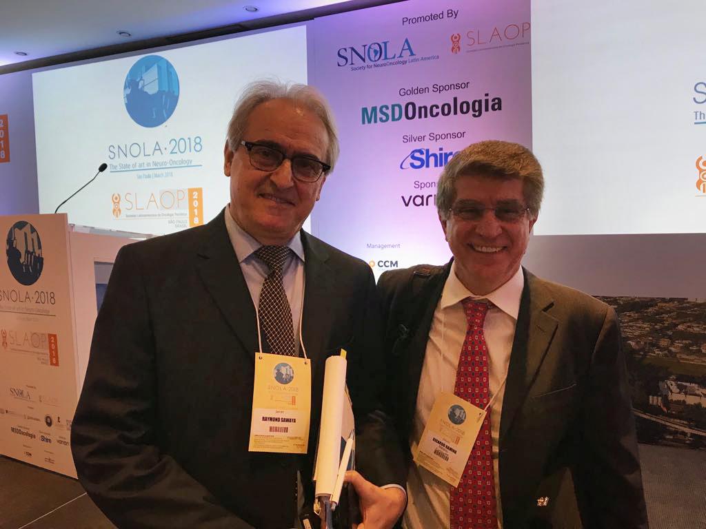 Hospital curitibano recebe prêmio nacional em neurocirurgia