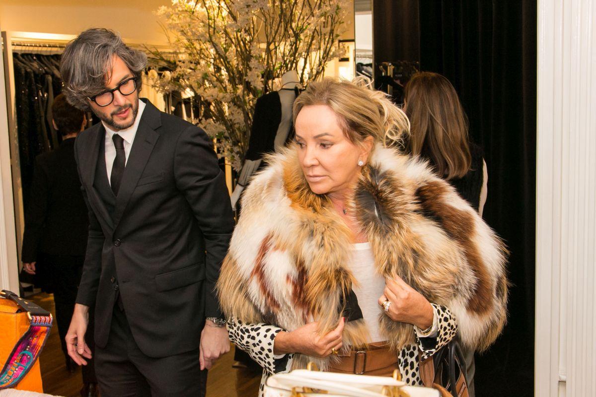 be98713ab87 Dior apresenta coleção na Bazaar Fashion com tarde elegante