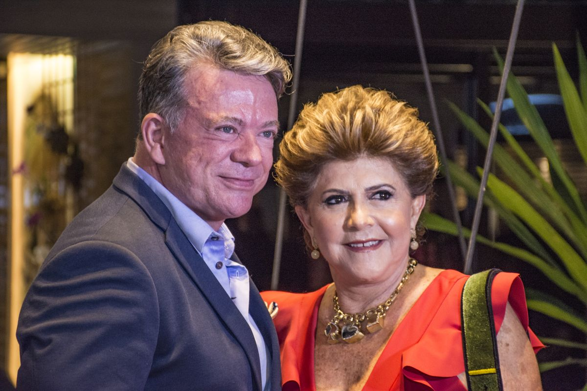 Eliseu Portugal e Norma Camargo. Foto: Nay Klyn / Gazeta do Povo.