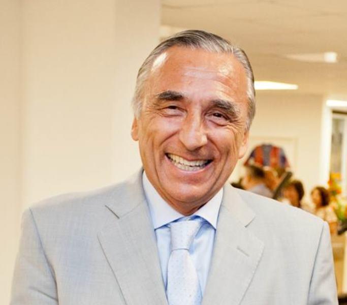 Costantino Costantini, um argentino brasileiro e curitibano, comemora os 20 anos de seu hospital cardiológico