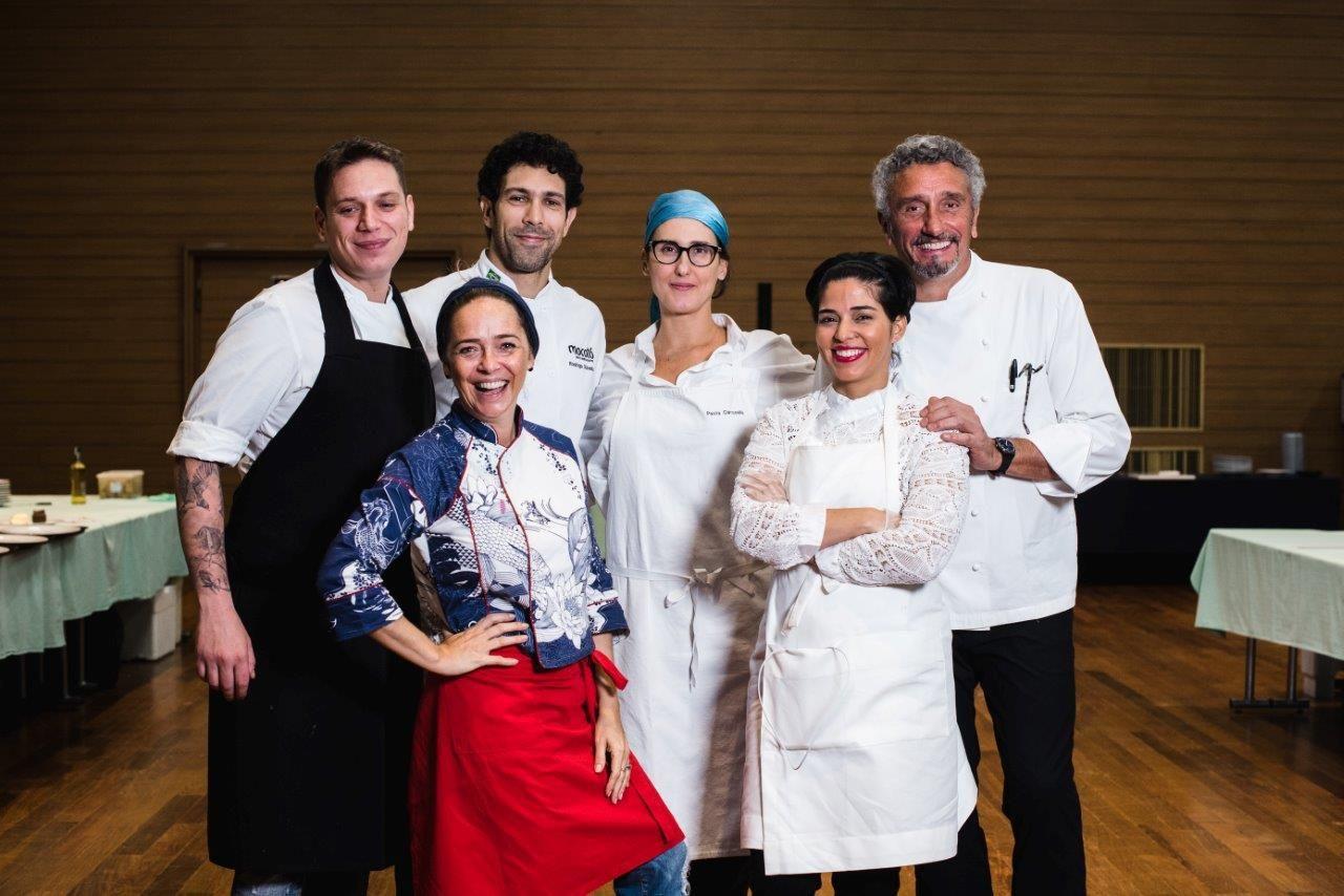 Chefs renomados cozinham para o Pequeno Príncipe em São Paulo