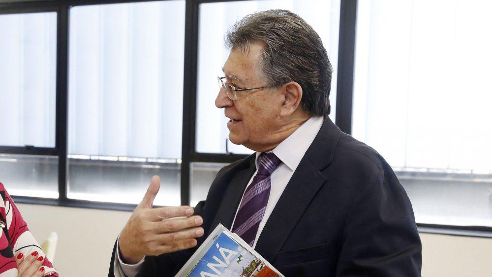 Morre o vice-presidente da Associação Comercial do Paraná