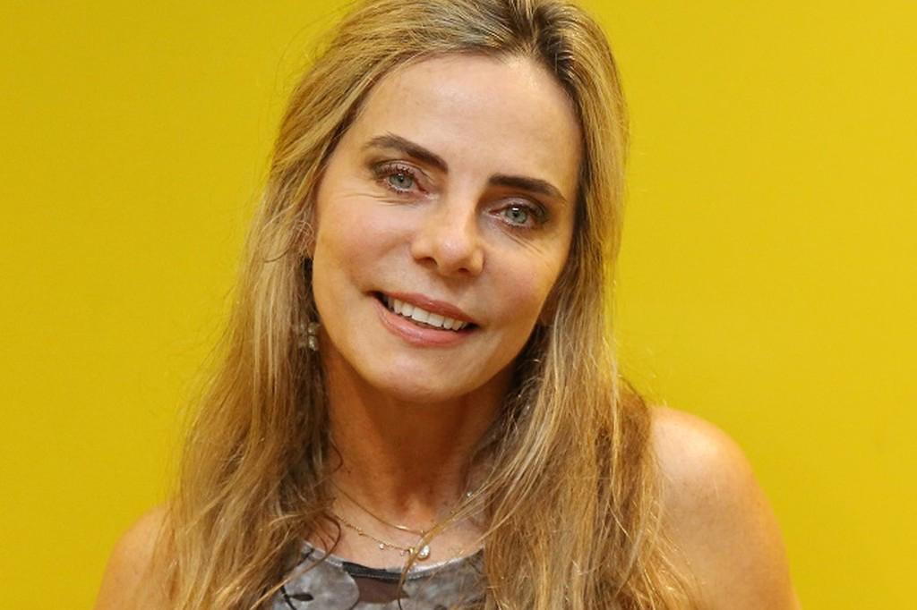 Bruna Lombardi vem falar de felicidade em Curitiba