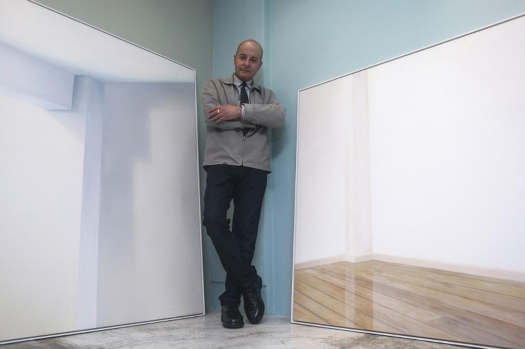 Morre o artista plástico Carlos Eduardo Zimmermann