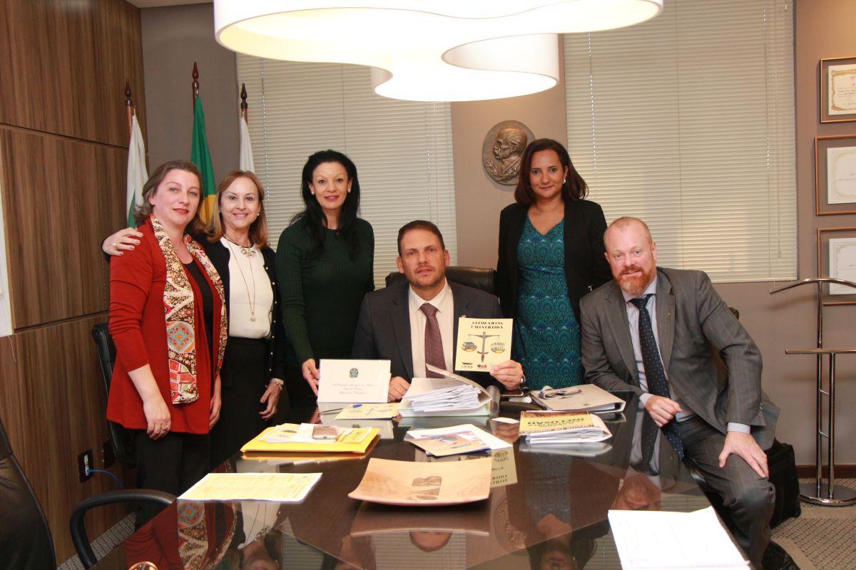 OAB-PR recebe a I Conferência Nacional da Pessoa Idosa, em setembro