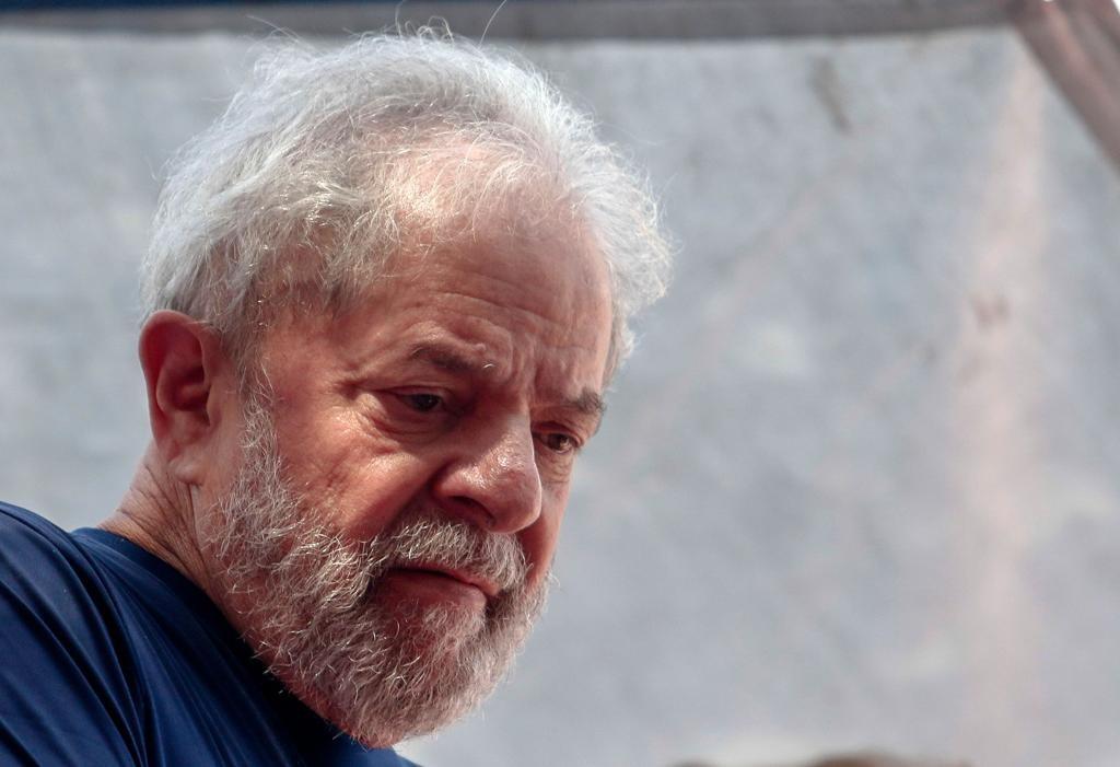 Jogo Lula x Moro está empatado e tudo indica que irá para os pênaltis