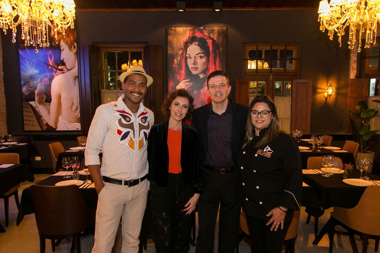 Pizzaria comemora dez anos com pratos assinados por vencedora do MasterChef Profissionais