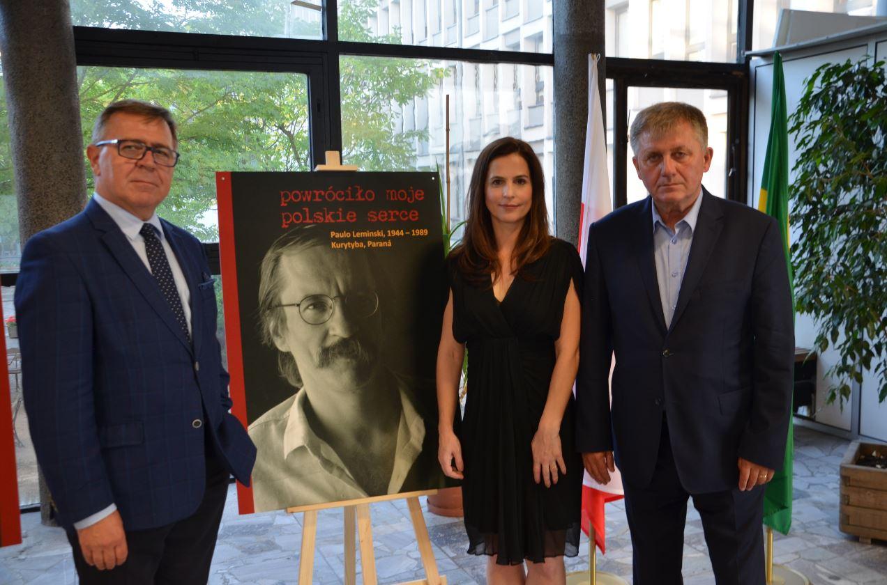 Polônia homenageia Paulo Leminski