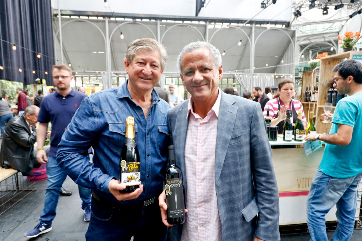 Evento sobre vinhos da Região Sul movimenta Ópera de Arame