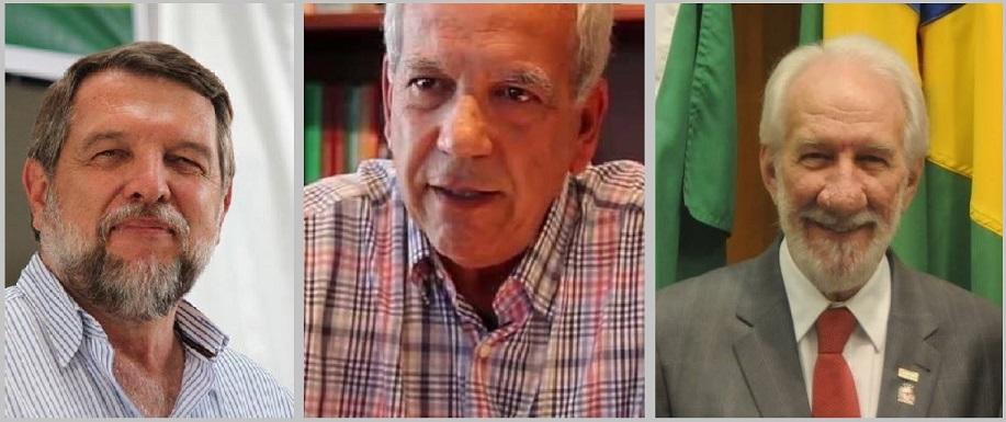 Academia Paranaense de Letras emplacou três membros na eleição do último domingo