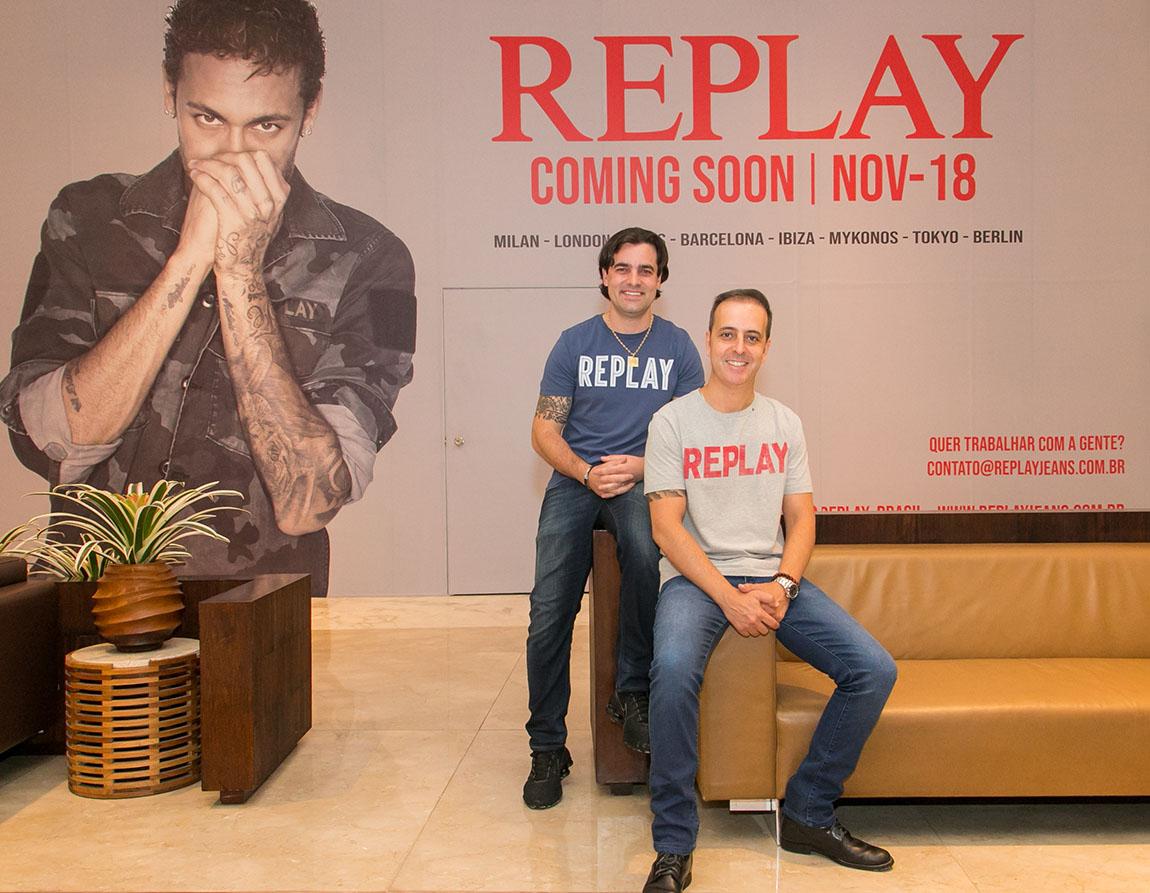 Italiana Replay inaugura sua primeira loja no Sul em Curitiba