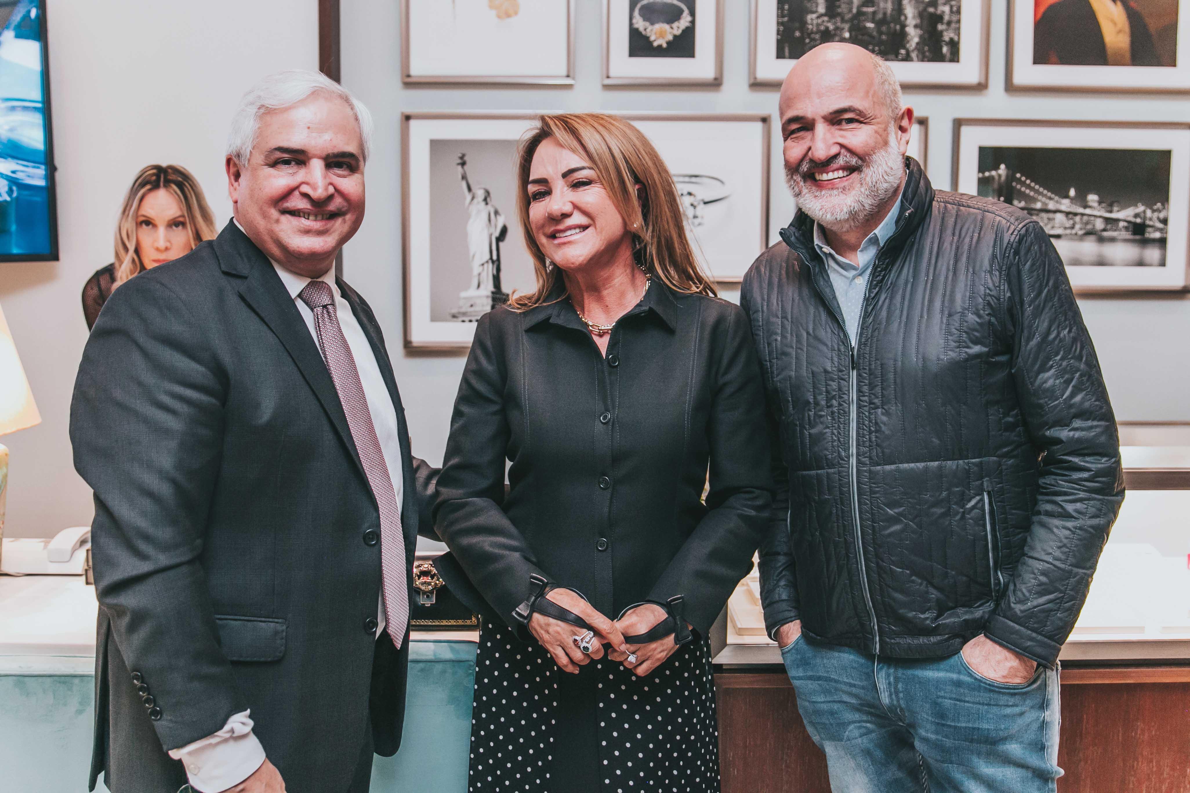 Tiffany apresenta nova coleção em Curitiba com itens para casa