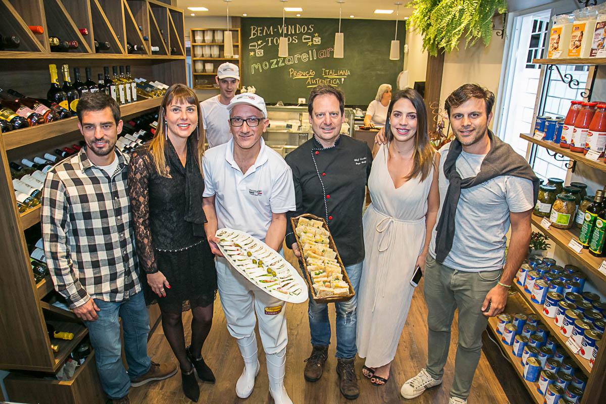 Mozzarellart é inaugurada com festa da Burrata