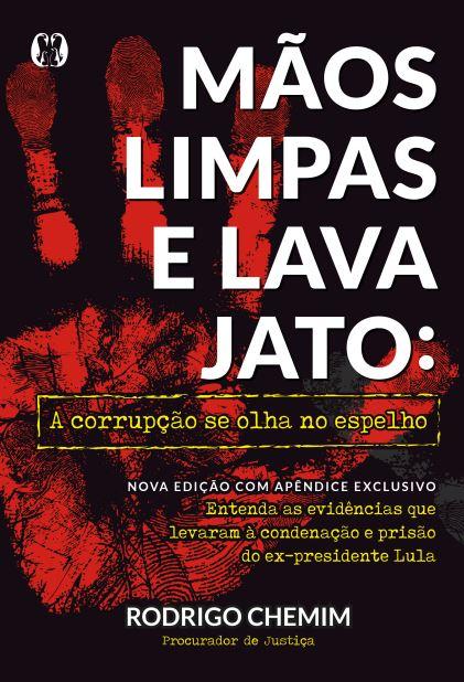 Procurador do MPPR lança livro sobre a Lava Jato com capítulo inédito sobre prisão de Lula