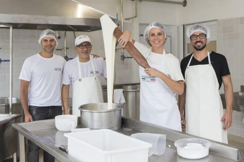 Curitiba ganha fábrica de burrata pelas mãos de ex-deputada italiana