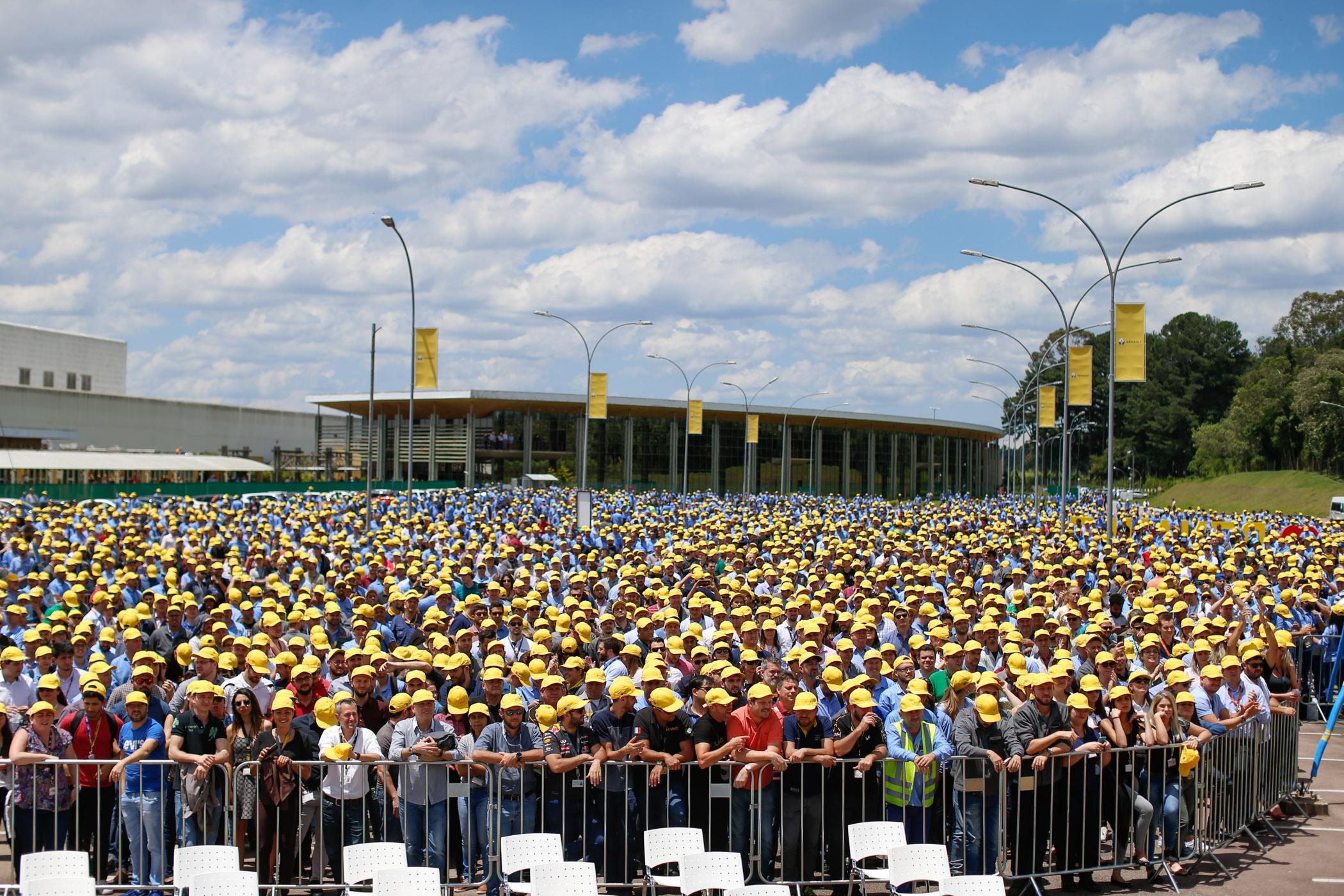 Evento reuniu convidados e funcionários do Complexo Ayrton Senna.