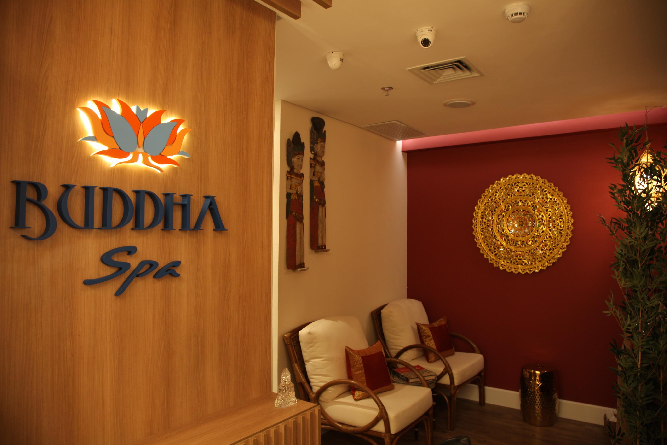 Resultado de imagem para buddha spa